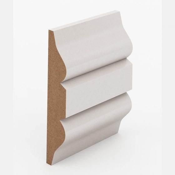 CR06 92mm Primed MDF