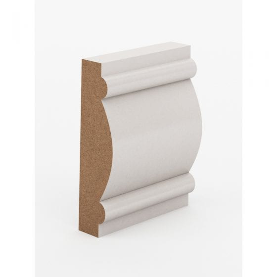 CR33 66mm Primed MDF