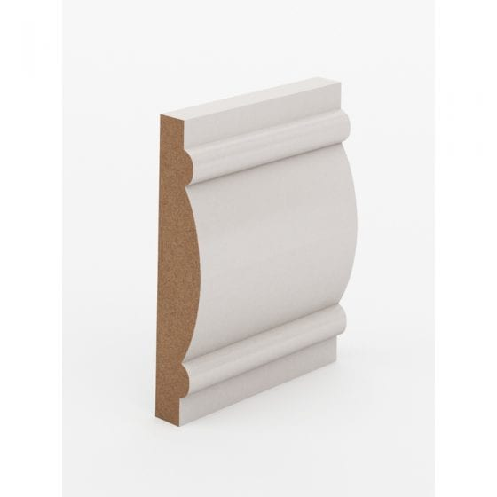 CR37 90mm Primed MDF