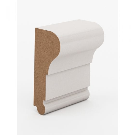 CR62 67mm Primed MDF