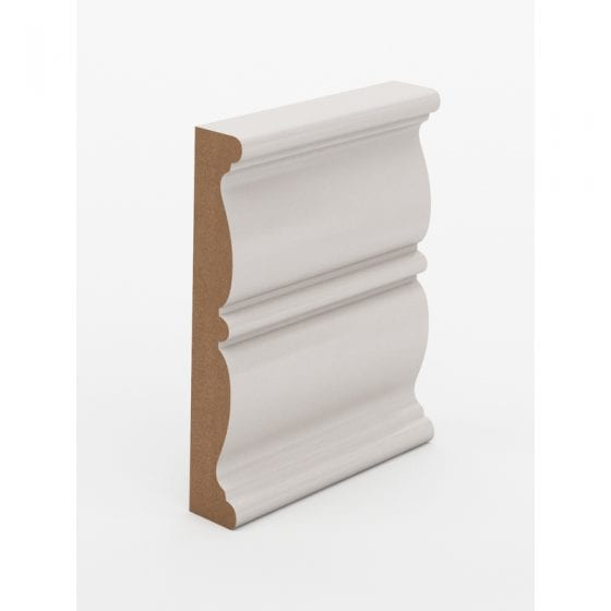 CR68 163mm Primed MDF