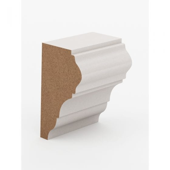 CR73 57mm Primed MDF