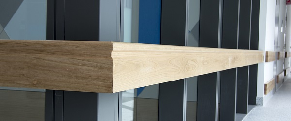 Handrail Profiles Inc Hospital Systems Amp Suppliers